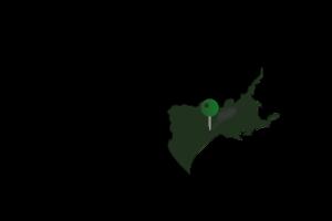 阿寒川下流域