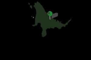 渚滑川中流域