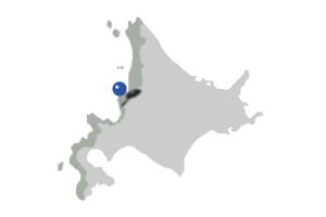 浜益海岸の海鱒・鮭ポイント